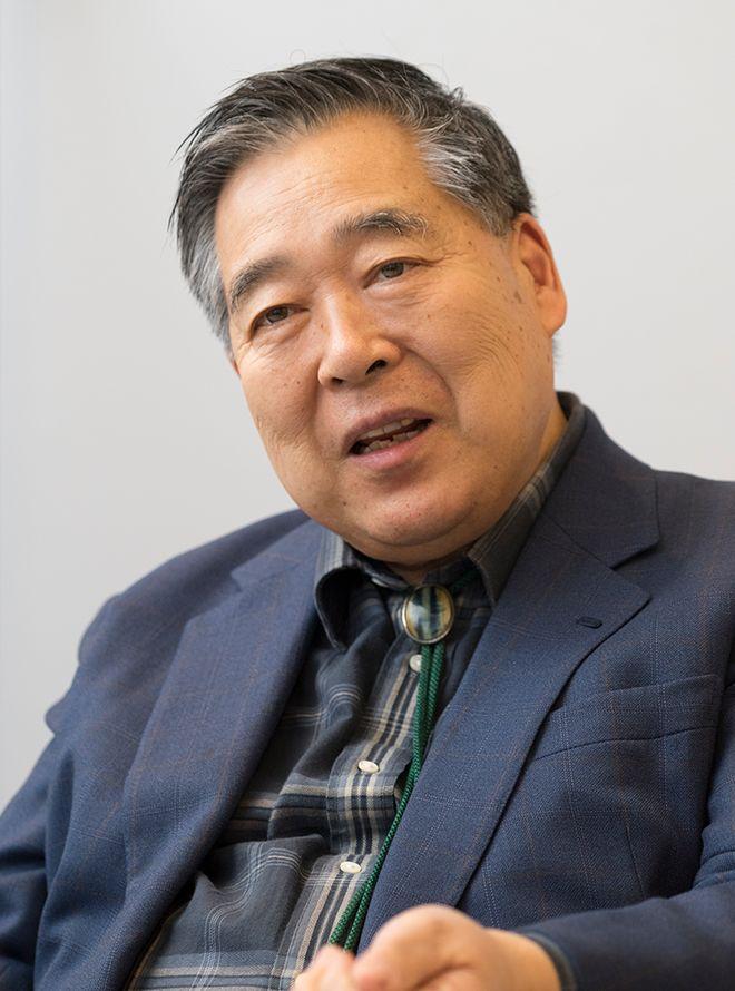 発酵学の第一人者・小泉武夫さん...