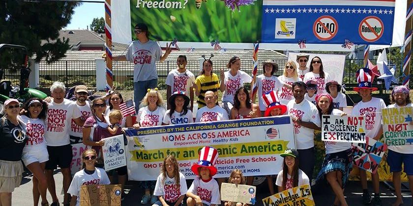 写真=「マムズ・アクロス・アメリカ」ホームページより ©Moms Across America