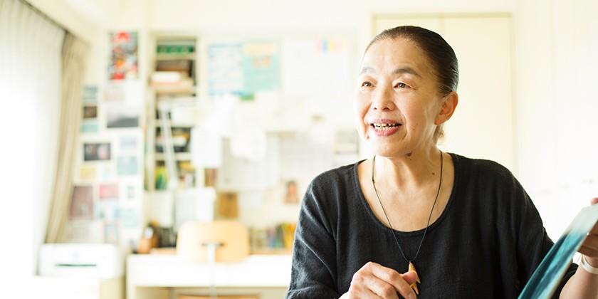 絵本作家の浜田桂子さん
