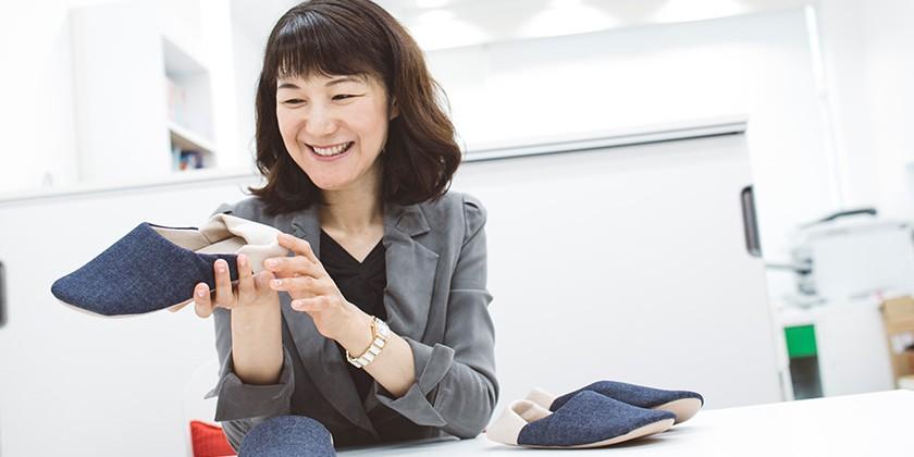 株式会社危機管理教育研究所代表 国崎信江さん