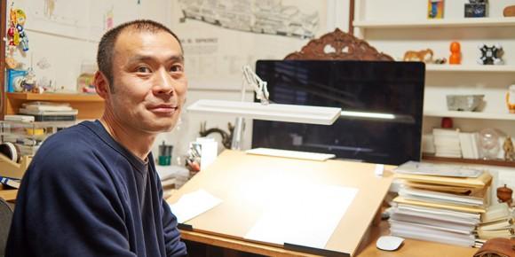 ヨシタケシンスケさんの写真