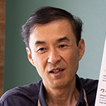 艶金化学繊維株式会社・代表取締役社長 墨勇志さん
